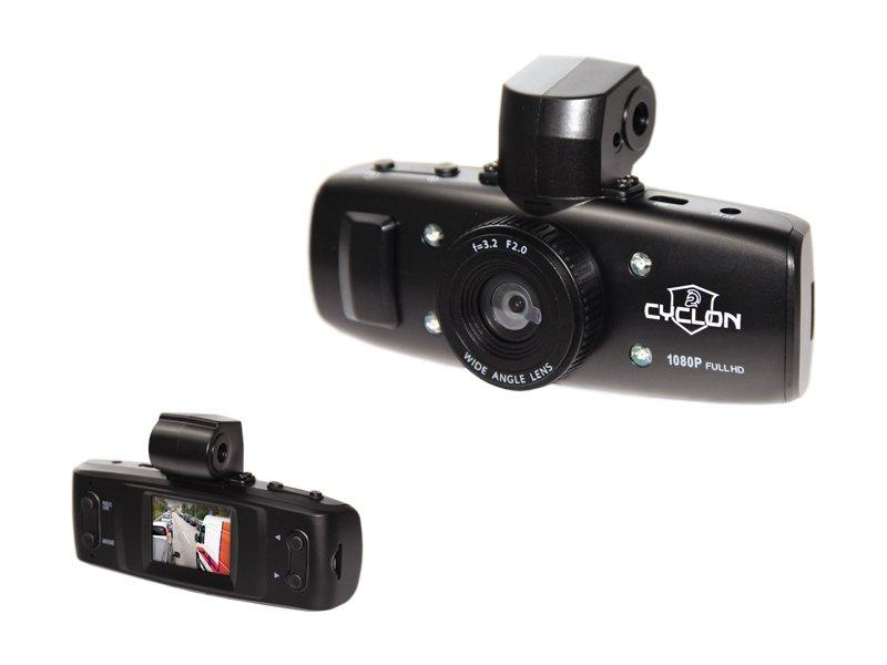 CYCLON DVR-105FHD GPS
