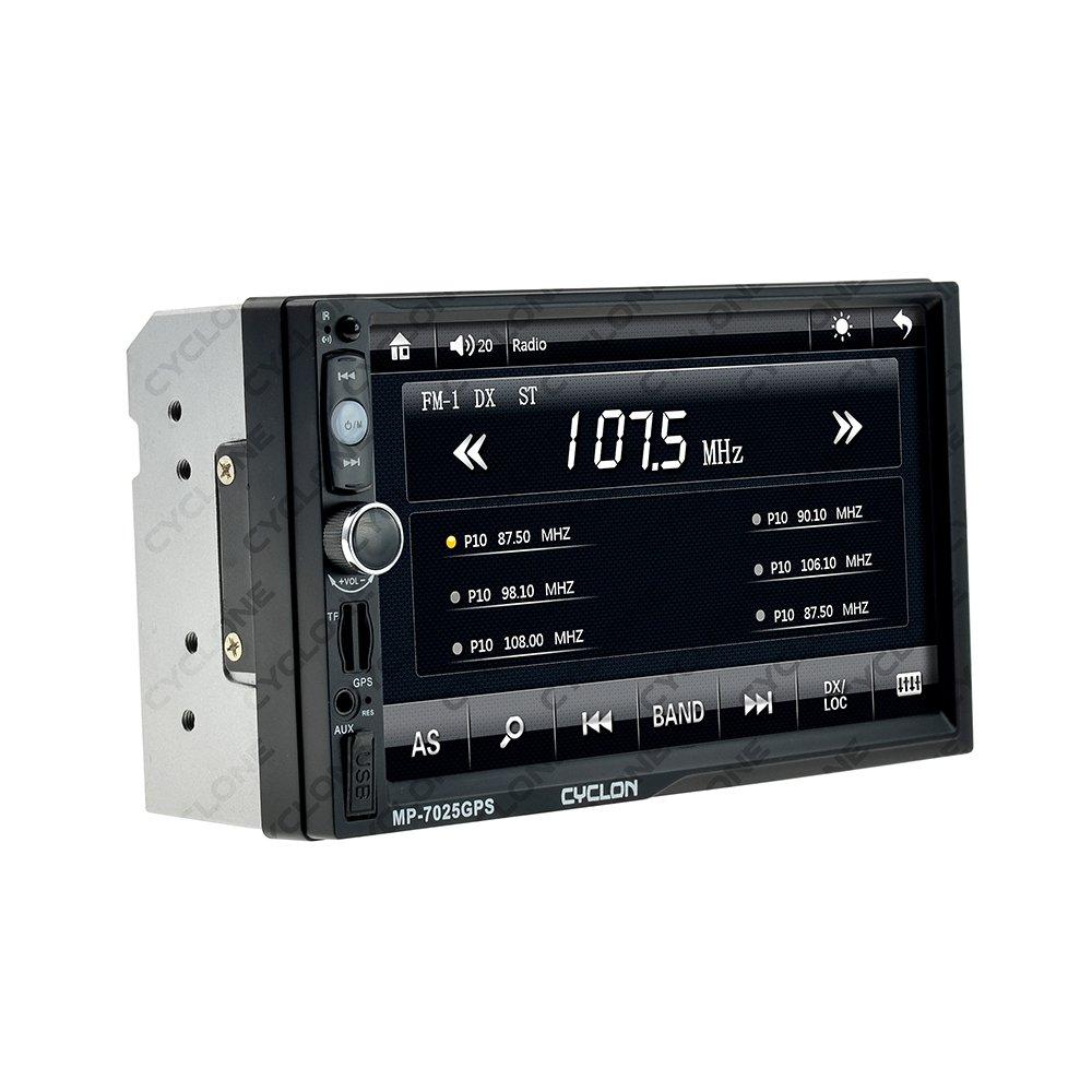 Автомагнитола CYCLON MP-7025 GPS - Фото 2