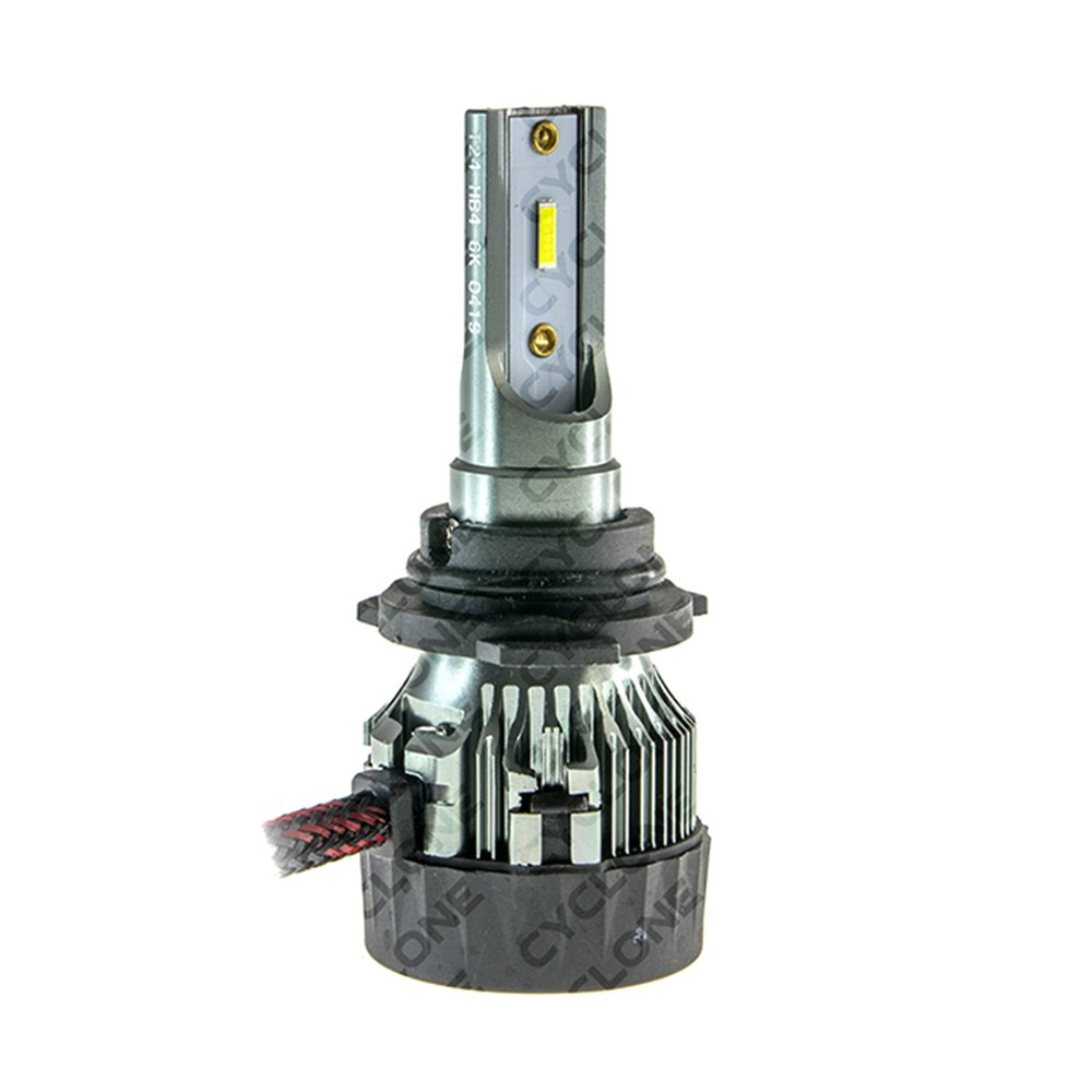 CYCLONE LED 9006 6000K 5600Lm Ep type 24 - Фото 1