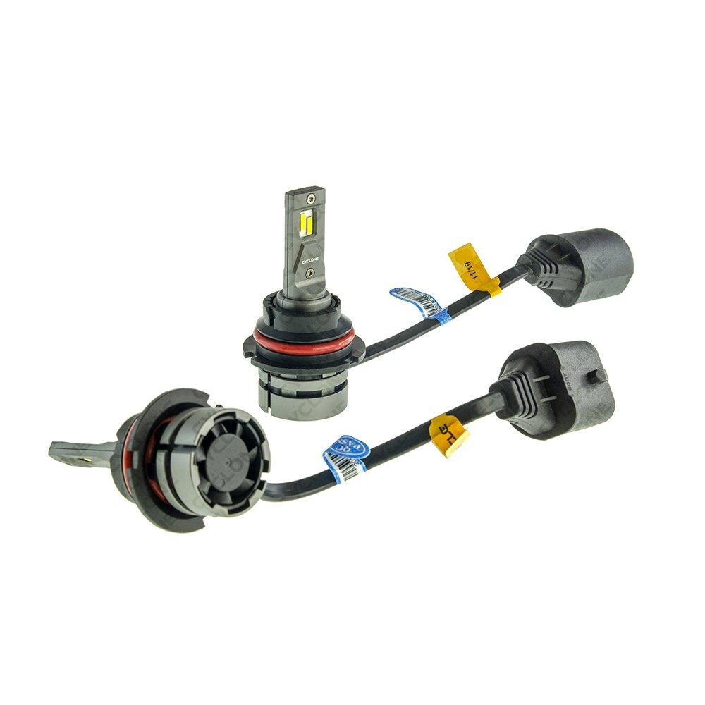 CYCLONE LED 9007 H/L 5000K 5100-Lm CR type 27S - Фото 2