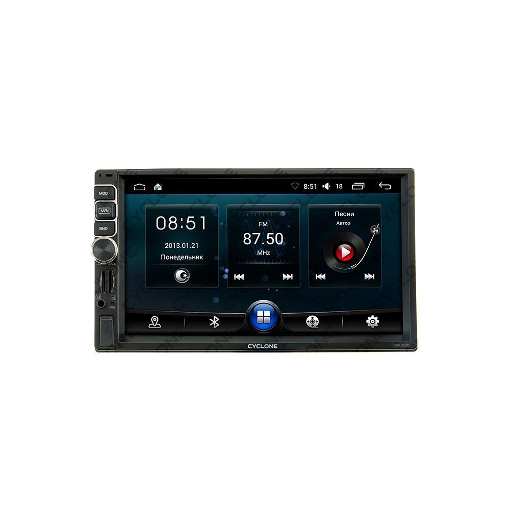 Автомагнитола CYCLONE MP-7045 GPS AND - Фото 1