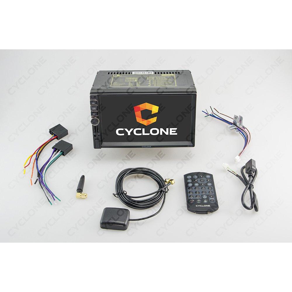 Автомагнитола CYCLONE MP-7045A - Фото 5