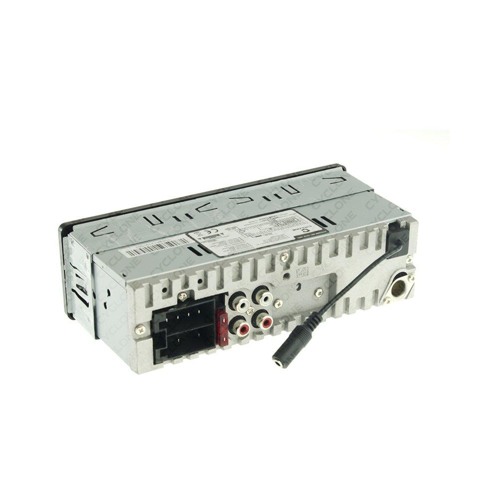 Автомагнитола CYCLONE MP-1019G MBA - Фото 4