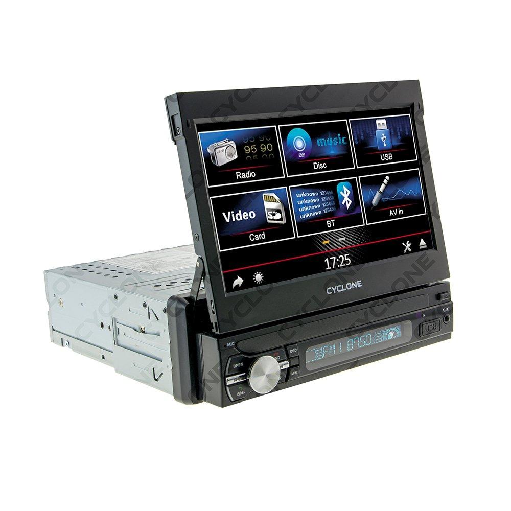 Автомагнитола CYCLONE MP-7057 GPS - Фото 3