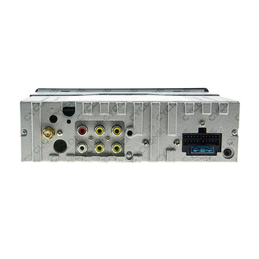Автомагнитола CYCLONE MP-7057 GPS - Фото 6