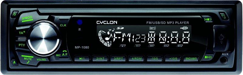Автомагнитола CYCLON MP-1080R