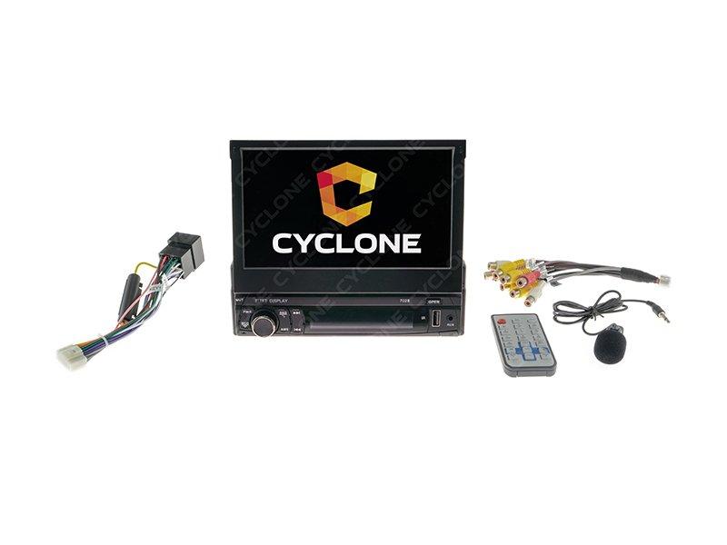 Автомагнитола CYCLON MP-7028 - Фото 4