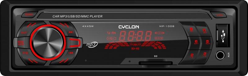 Автомагнитола CYCLON MP-1008R