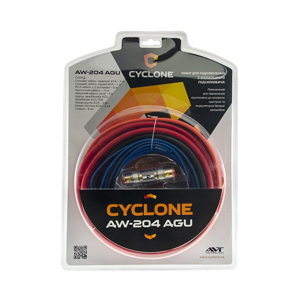 CYCLONE AW-204 AGU