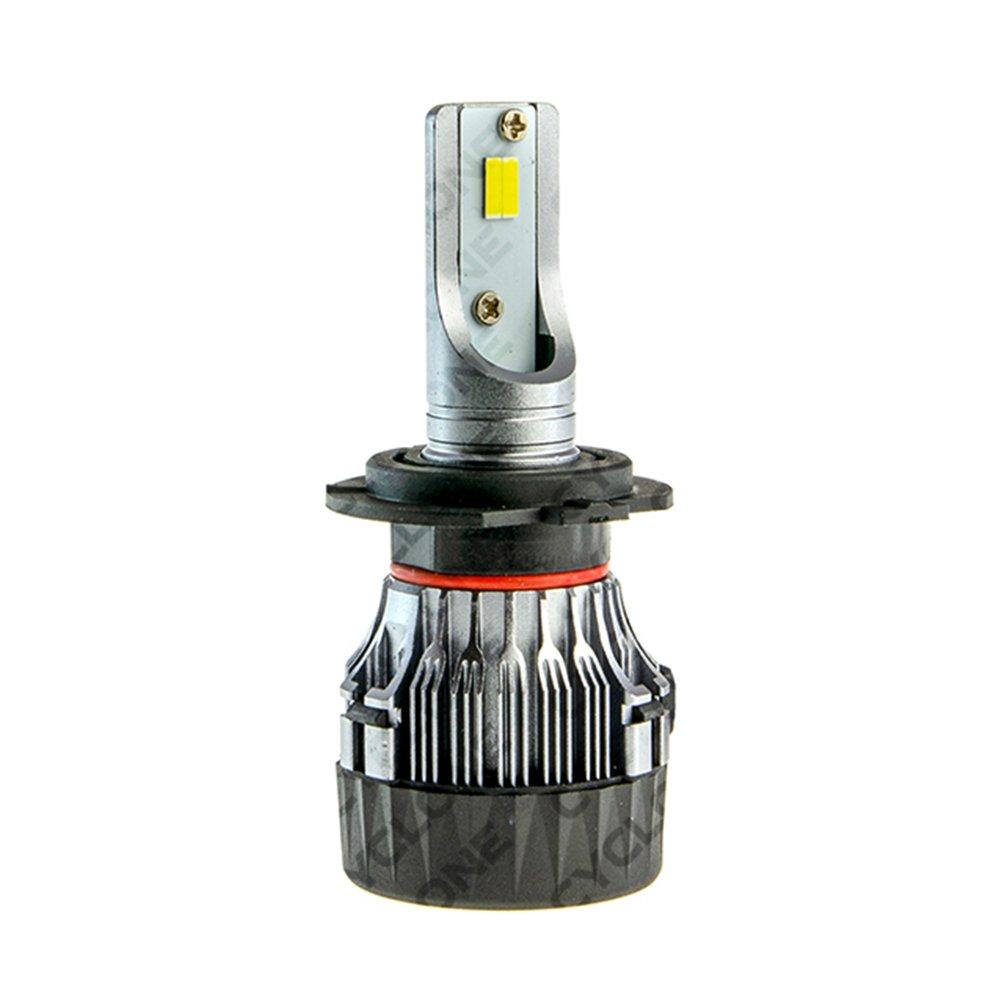 CYCLONE LED H7 Lens 5000K 5000Lm type 19 - Фото 1