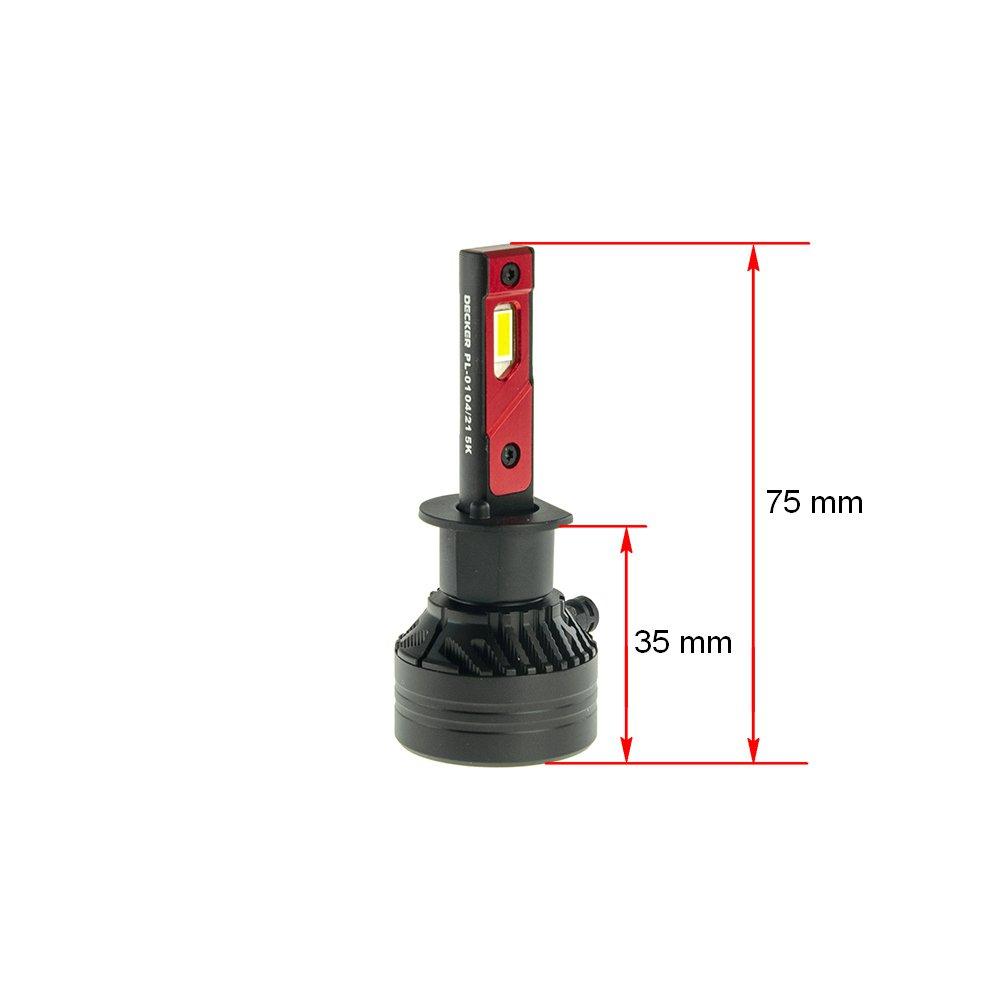 Decker LED PL-01 5K H1 - Фото 2