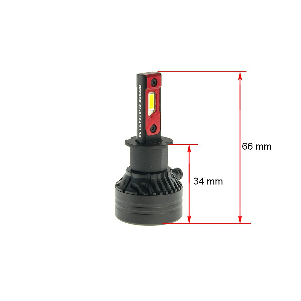 Decker LED PL-01 5K H3 - Фото 2