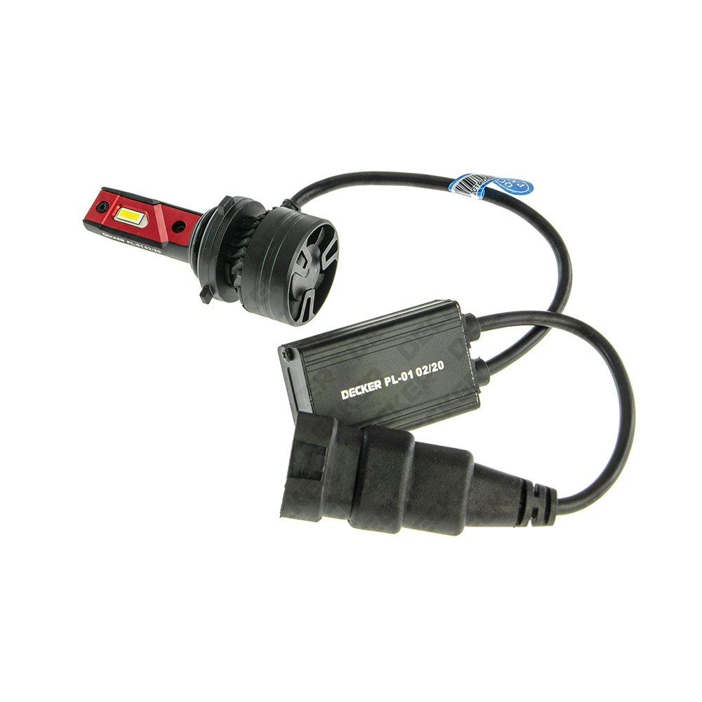 Decker LED PL-01 9006 - Фото 2