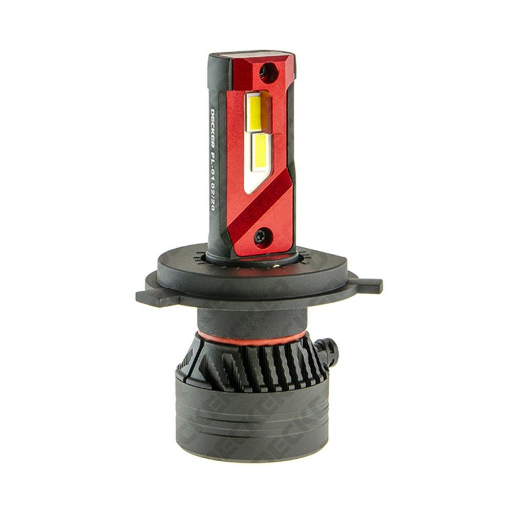 Decker LED PL-01 H4 H/L - Фото 1