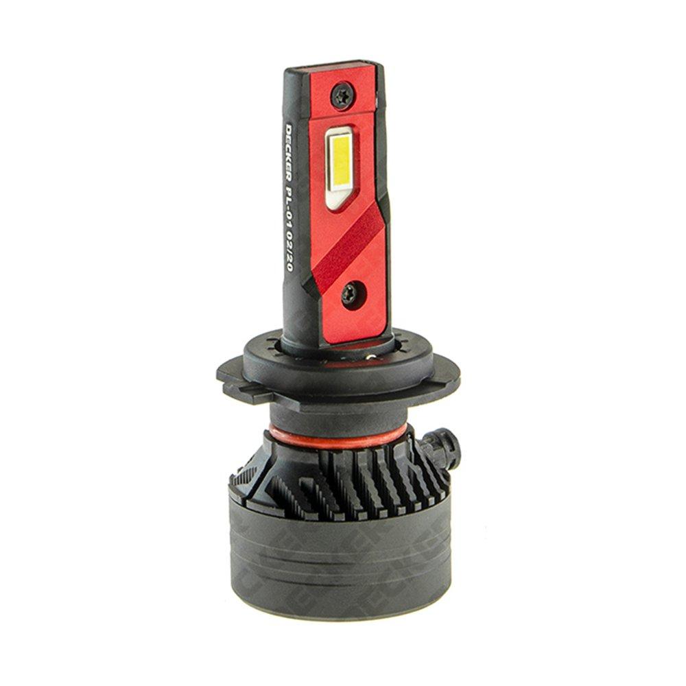 Decker LED PL-01 H7 - Фото 1
