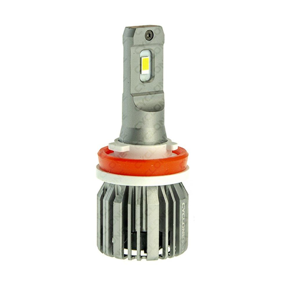 CYCLONE LED H11 5700K 6000Lm type 31 - Фото 1