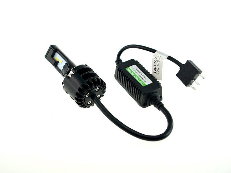 CYCLONE LED H15 5000K 4000Lm CSP type 15 - Фото 2