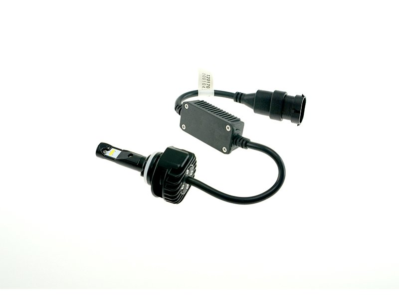 CYCLONE LED H27 5000K 4000Lm CSP type 15 - Фото 2