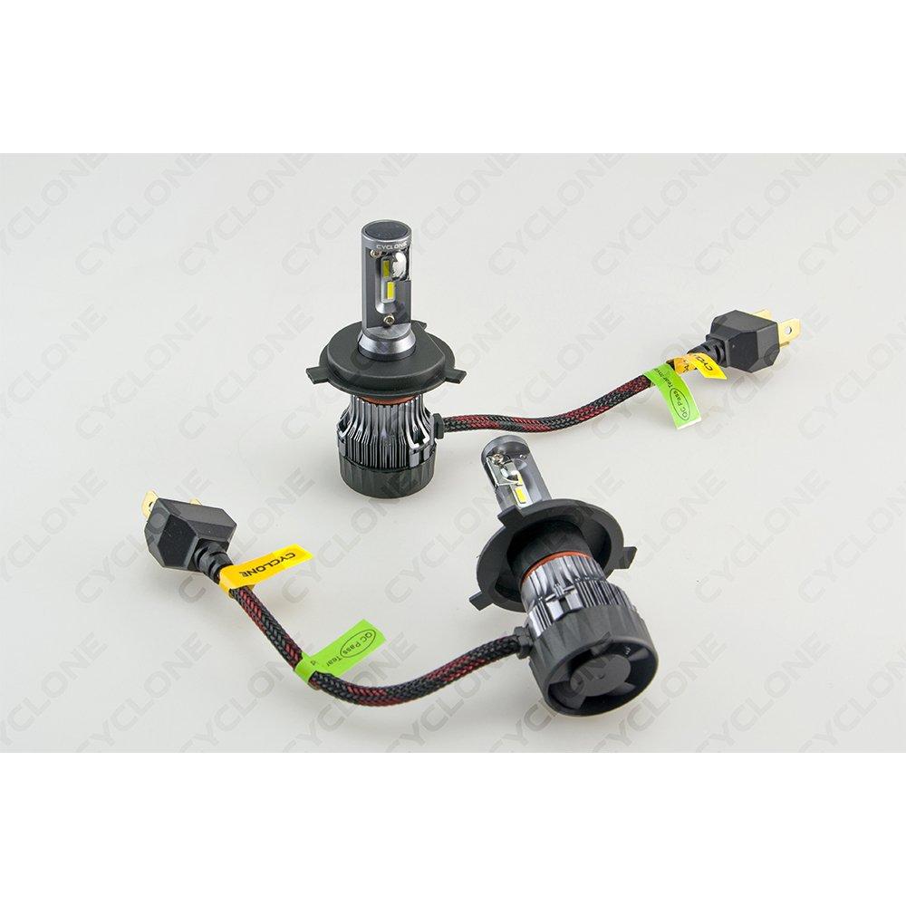 CYCLONE LED H4 H/L 5000K 5000Lm CR type 19 - Фото 2