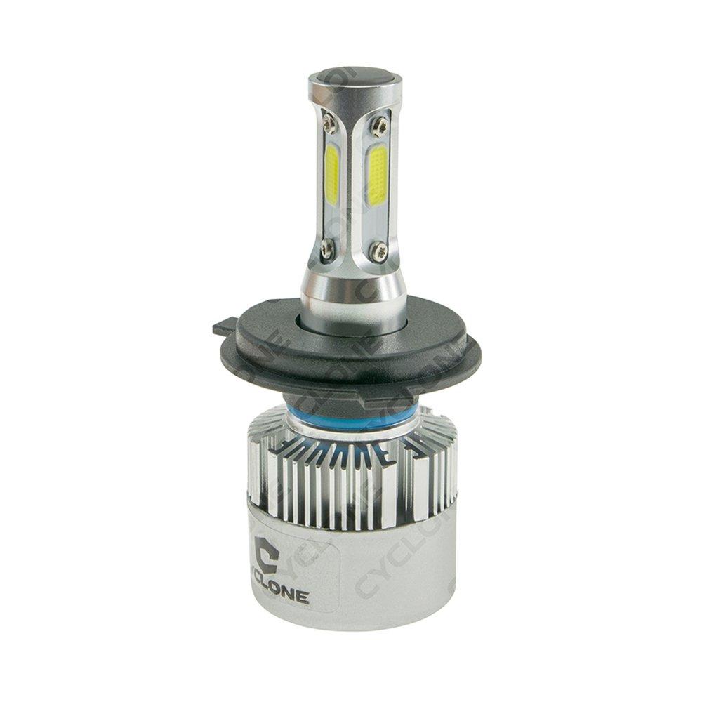 CYCLONE LED H4 H/L 5000K 2800Lm type 20 - Фото 1