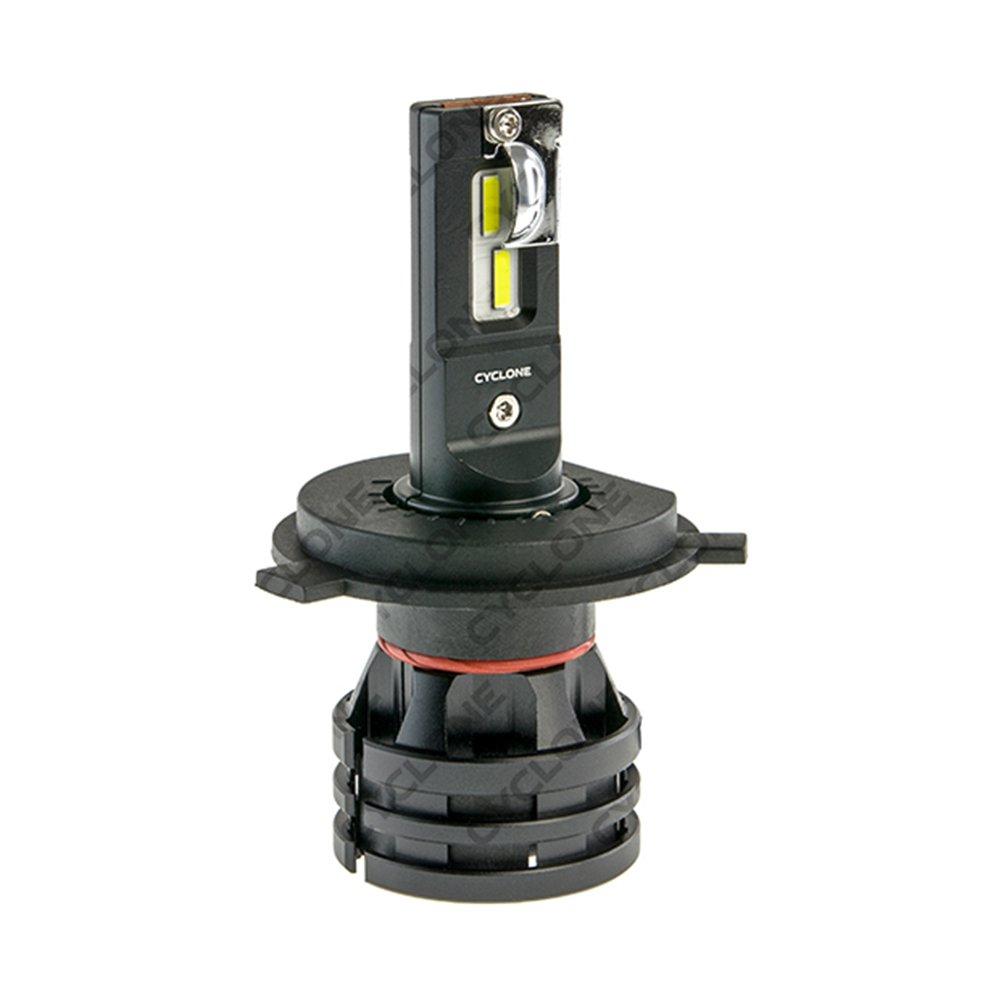 CYCLONE LED H4 H/L 5000K 5100-Lm CR type 27 - Фото 1