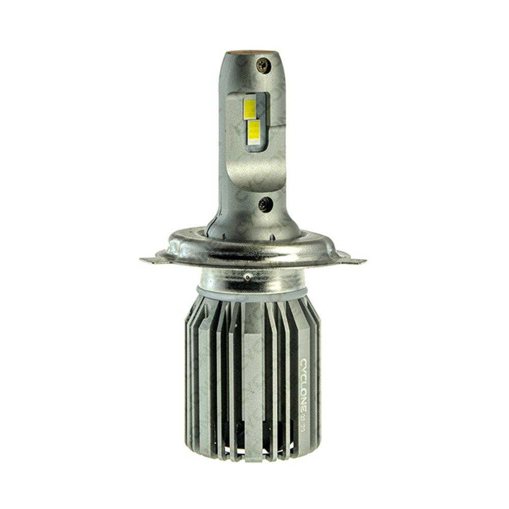 CYCLONE LED H4 H/L 5700K 6000Lm type 31 - Фото 1