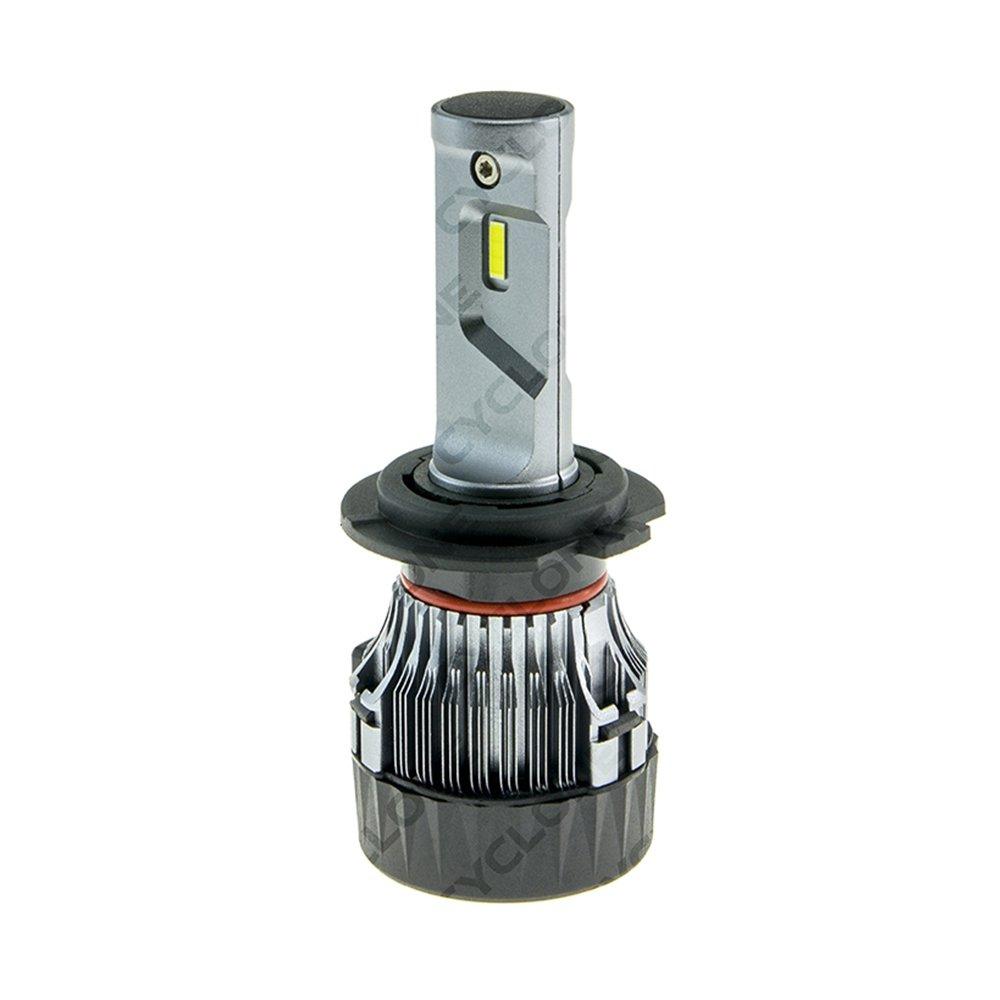 CYCLONE LED H7 5000K 5000Lm CR type 19 - Фото 1