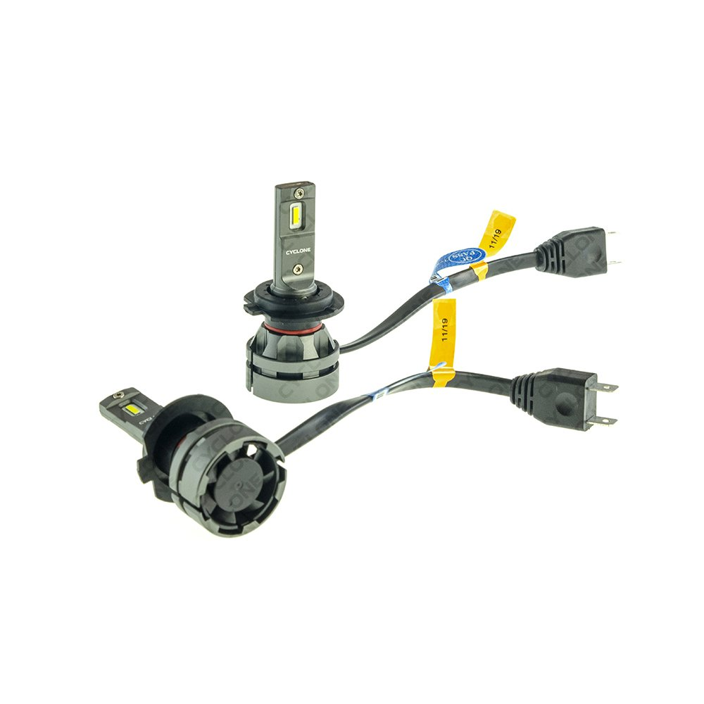 CYCLONE LED H7 5000K 5100-Lm CR type 27S - Фото 2