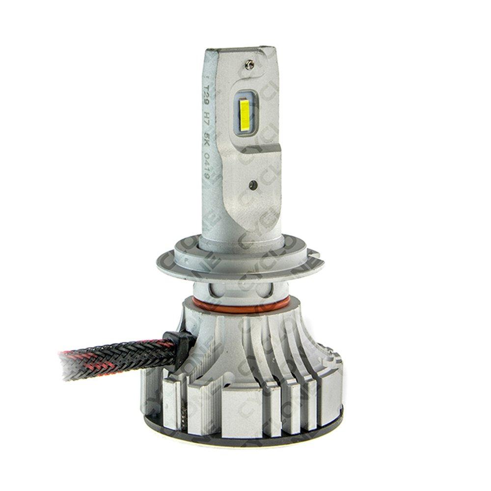 CYCLONE LED H7 5000K 6000Lm CR type 29 v2 - Фото 1