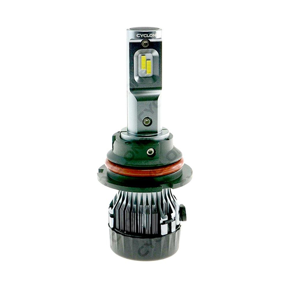 CYCLONE LED 9007 H/L 6000K 5000Lm CR type 19 - Фото 1