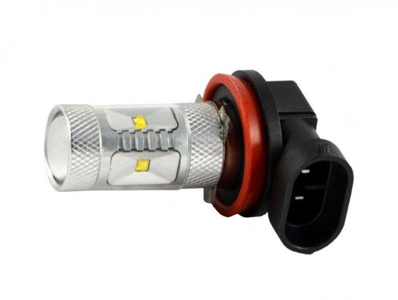 LED H11-1 30W 5000K (CREE 6X5W)