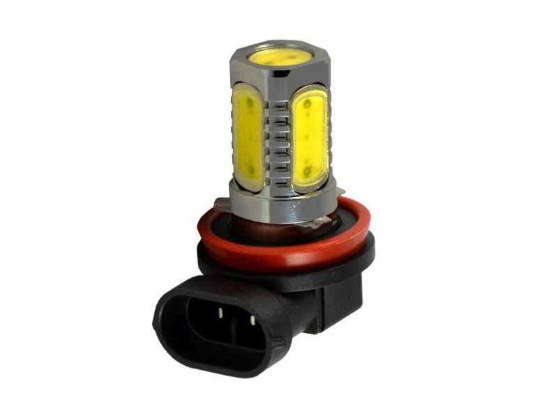 LED H11-4 6W 5000K (COB 4X1,5W)