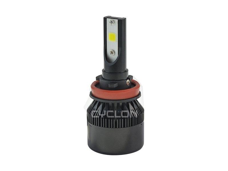 CYCLONE LED H11 6000K 3200Lm type 12 - Фото 1
