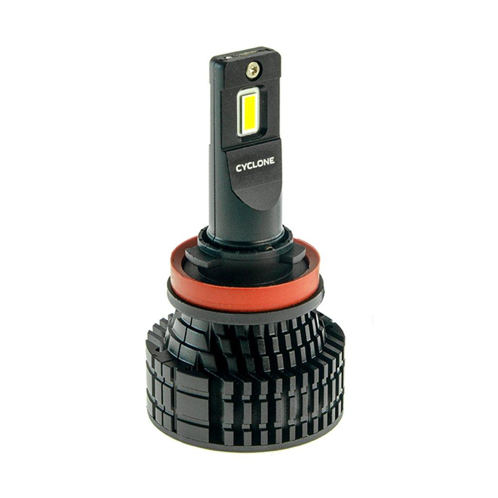 CYCLONE LED H11 6000K 8000Lm type 39 - Фото 1