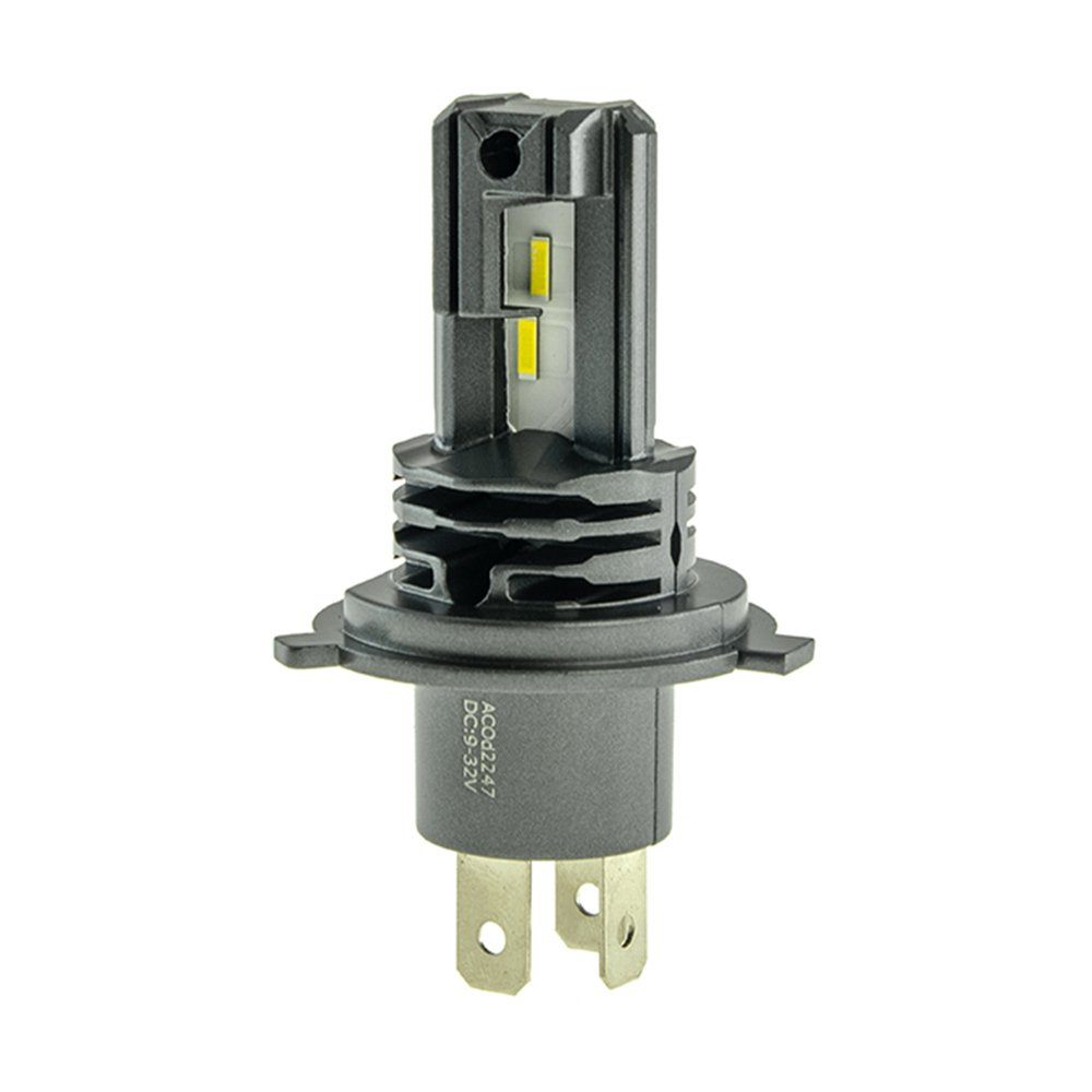 CYCLONE LED H4 H/L 5000K 4600Lm type 33 - Фото 1