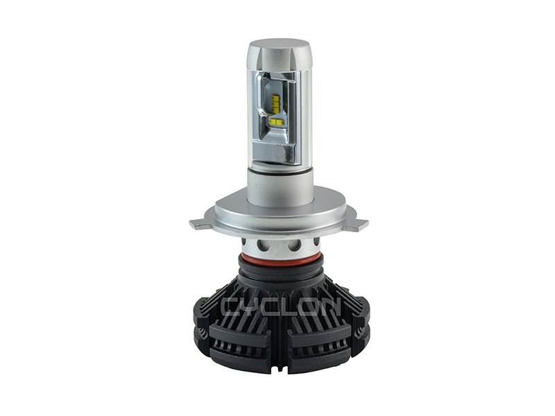 CYCLONE LED H4 Hi/Low 6000K 6000Lm PH type 7 v2 - Фото 1