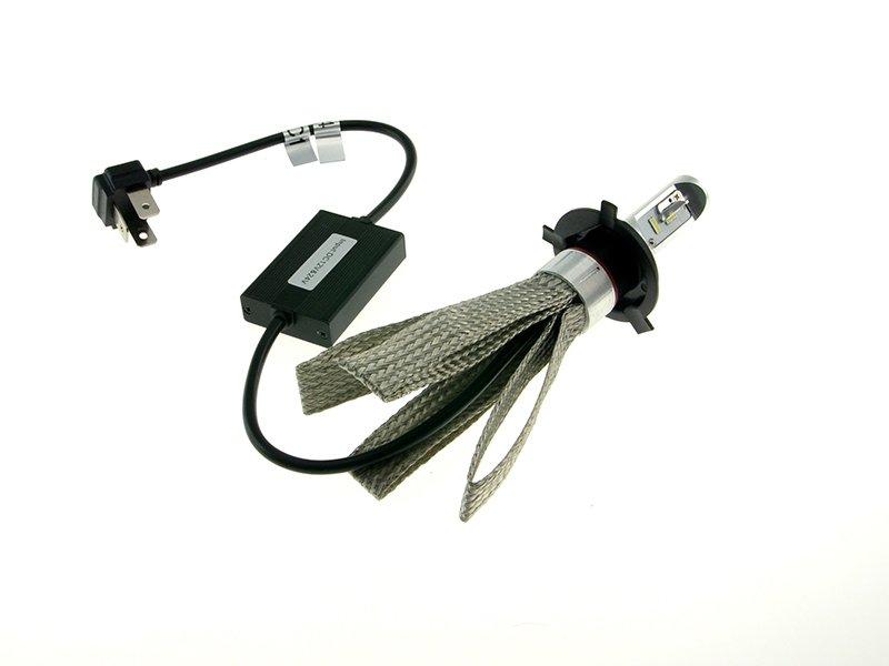CYCLONE LED H4 Hi/Low 5700K 3200Lm EP type 17 - Фото 2