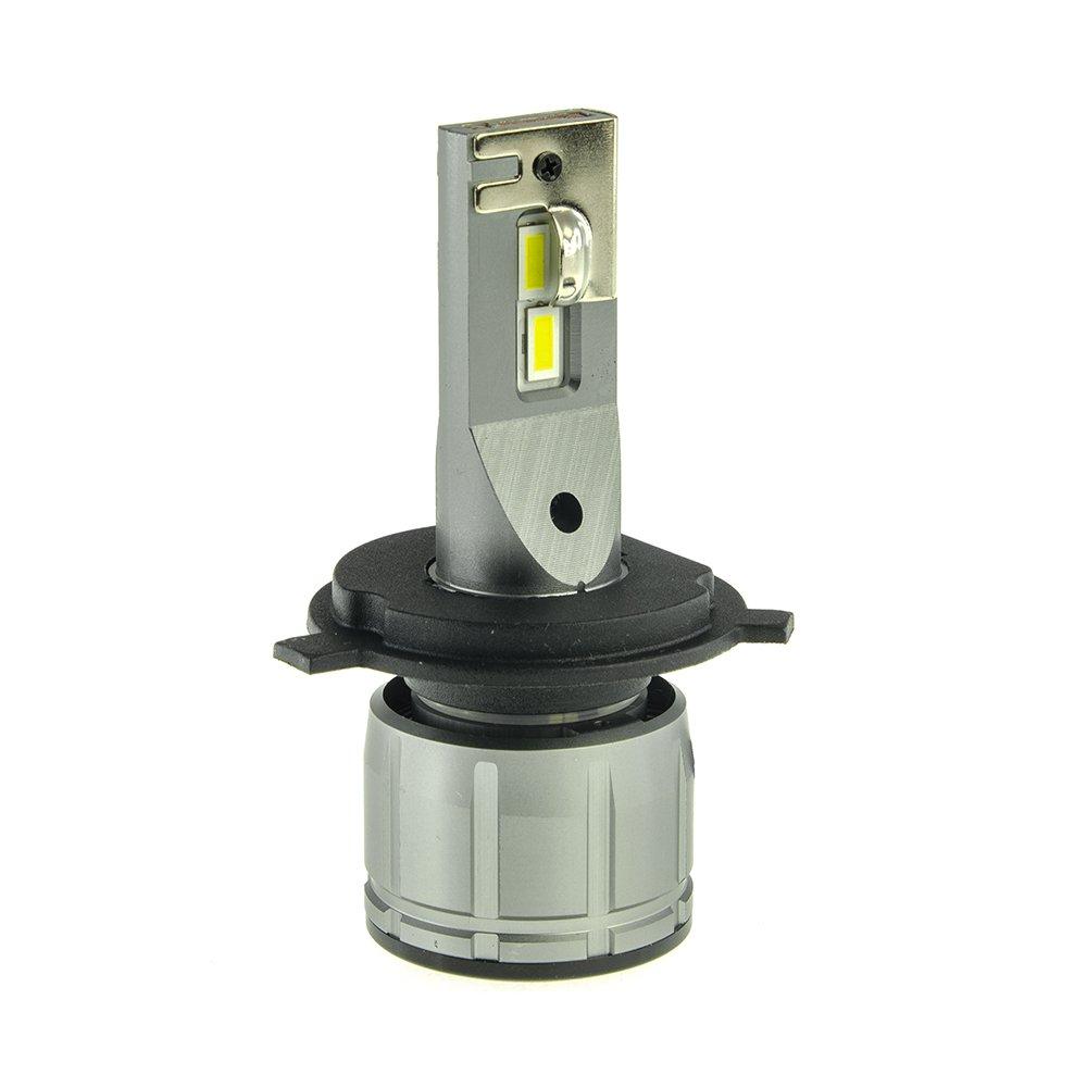 CYCLONE LED H4 H/L 6000K type 38 - Фото 1