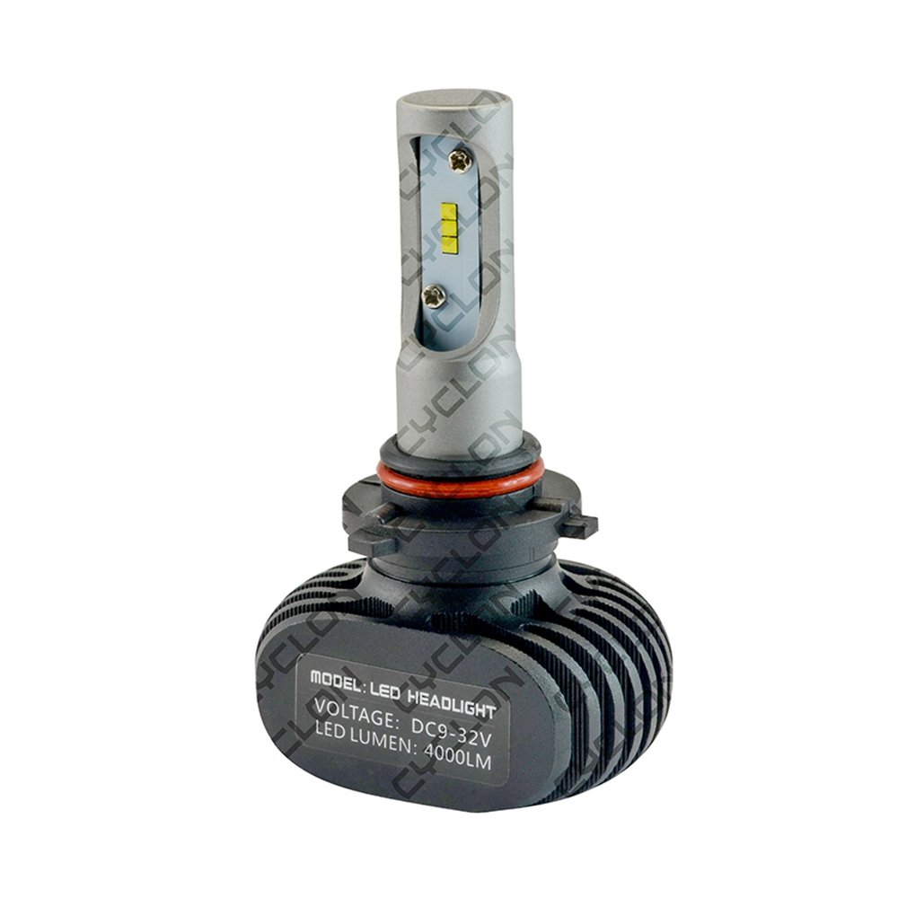 CYCLONE LED 9005 5000K 4000Lm type 9A