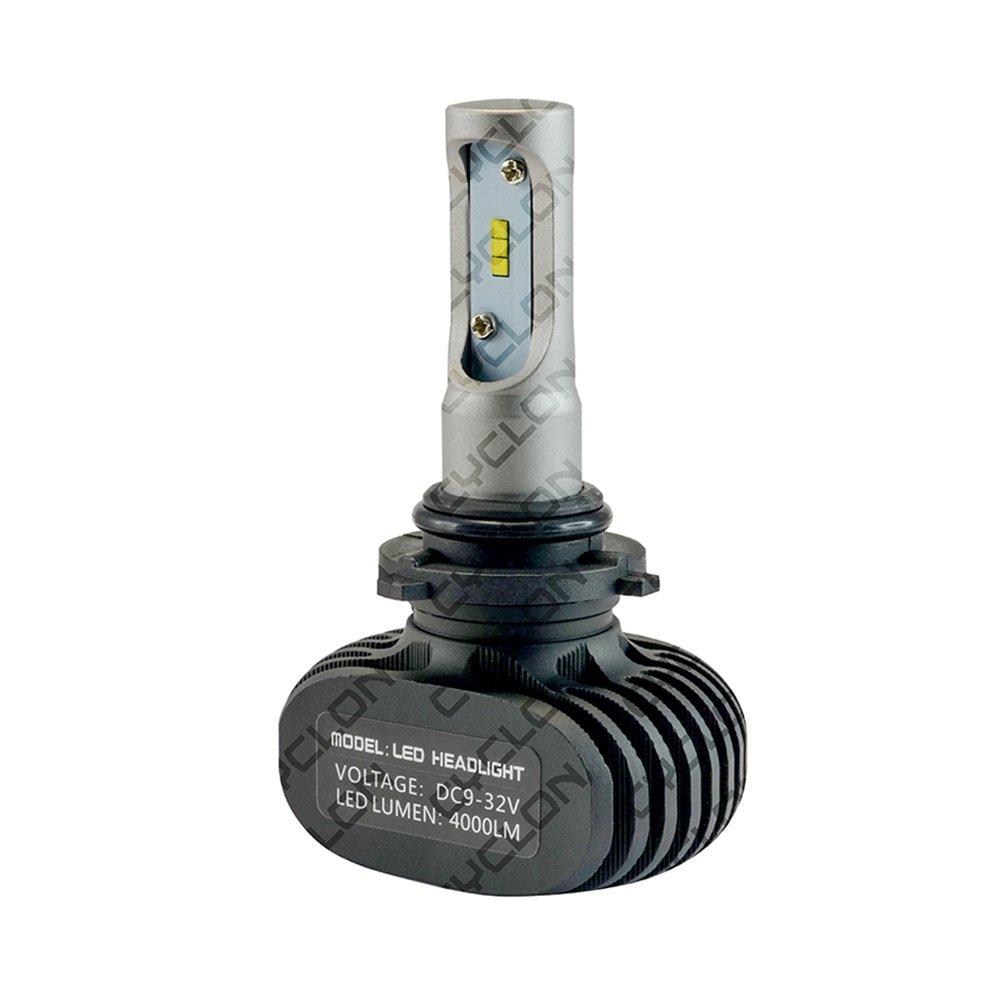 CYCLONE LED 9006 5000K 4000Lm type 9 v2