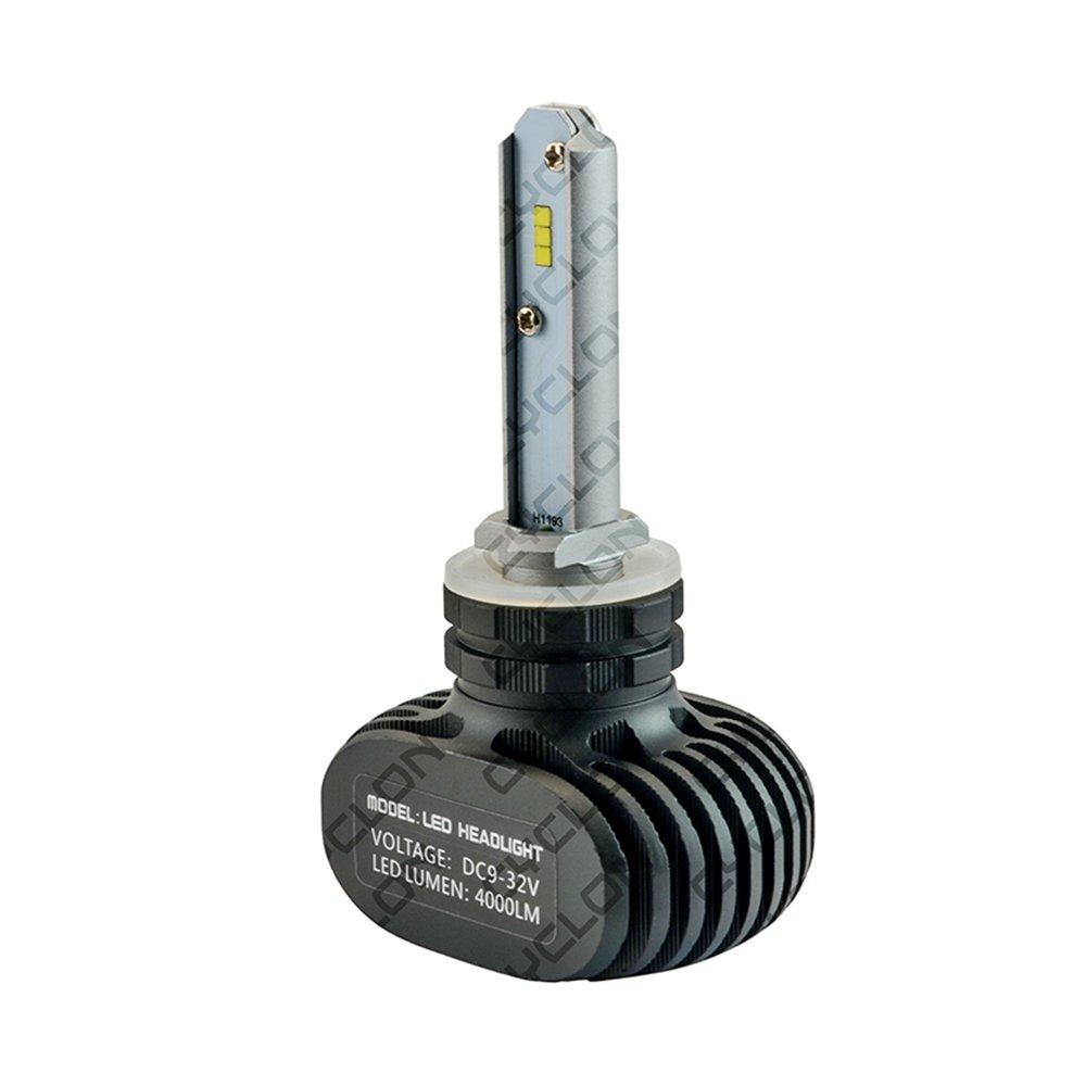 CYCLONE LED H27 5000K 4000Lm type 9 v2