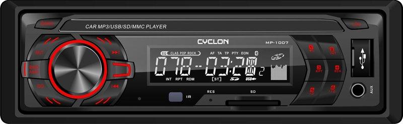 Автомагнитола CYCLON MP-1007R