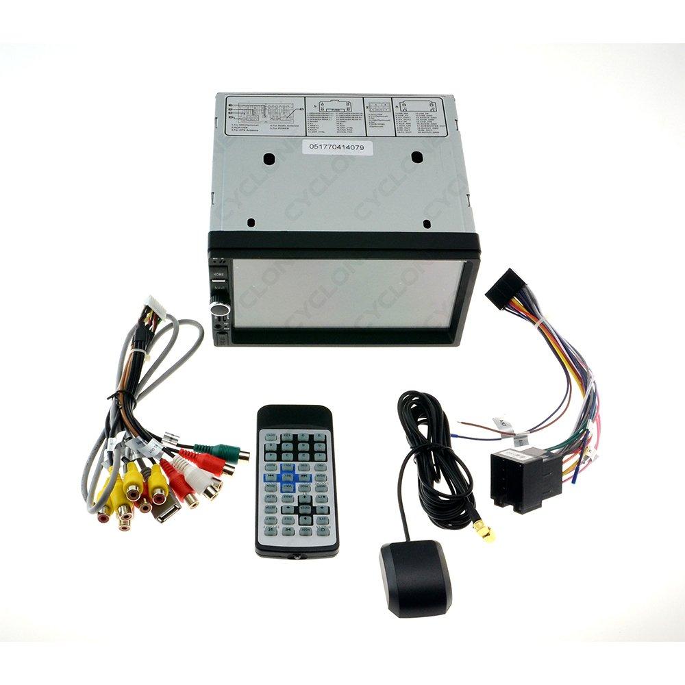 Автомагнитола CYCLON MP-7041 GPS - Фото 3