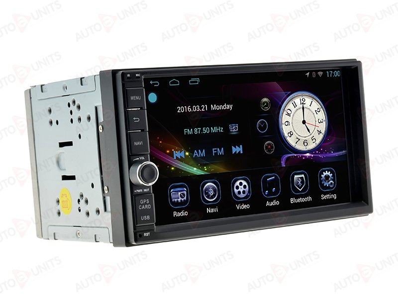 Автомагнитола CYCLON MP-7087 GPS AND - Фото 2