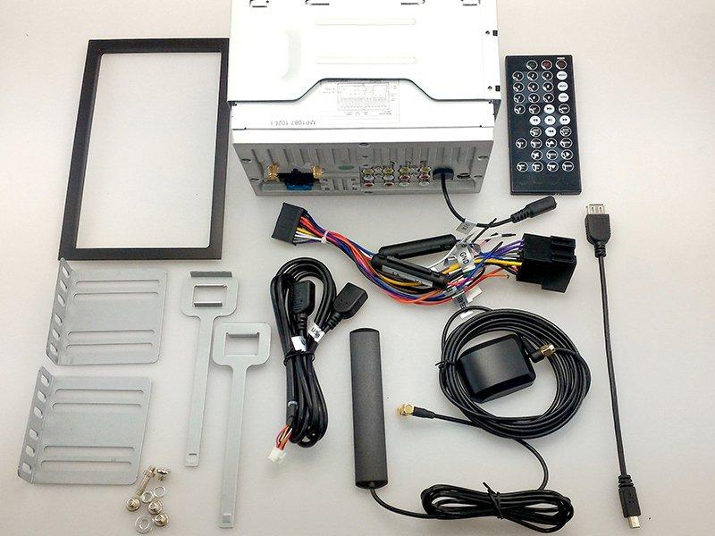 Автомагнитола CYCLON MP-7089 GPS AND - Фото 2