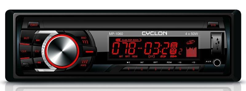 Автомагнитола CYCLON MP-1060