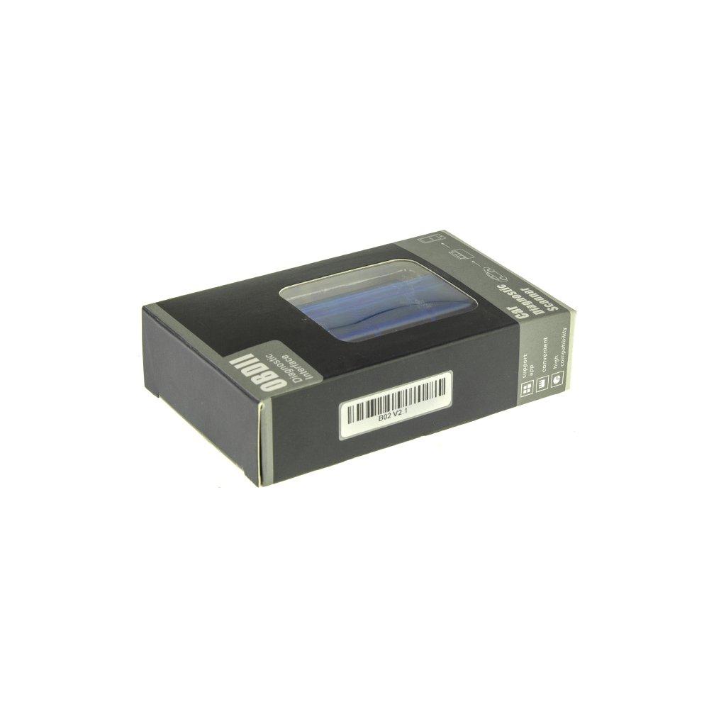 OBD адаптер B02 V2.1 - Фото 3