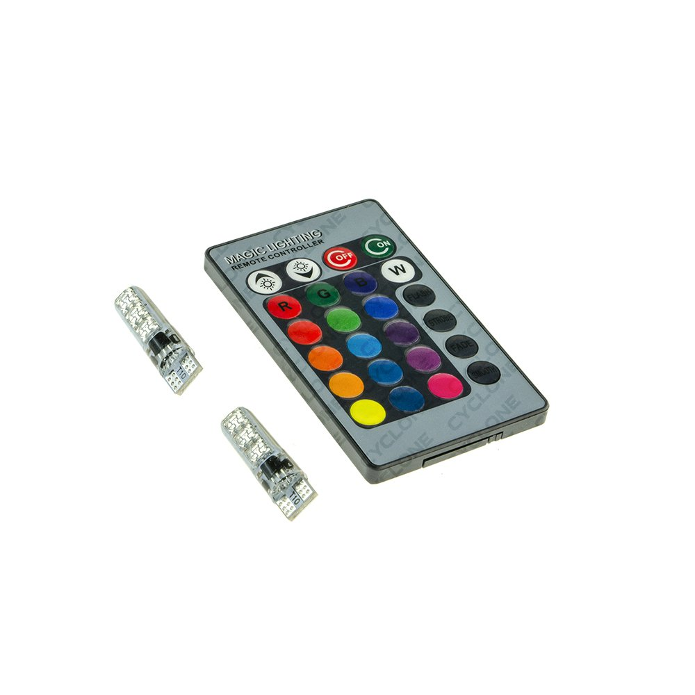 T10-085 RGB 5050-6 12V - Фото 2