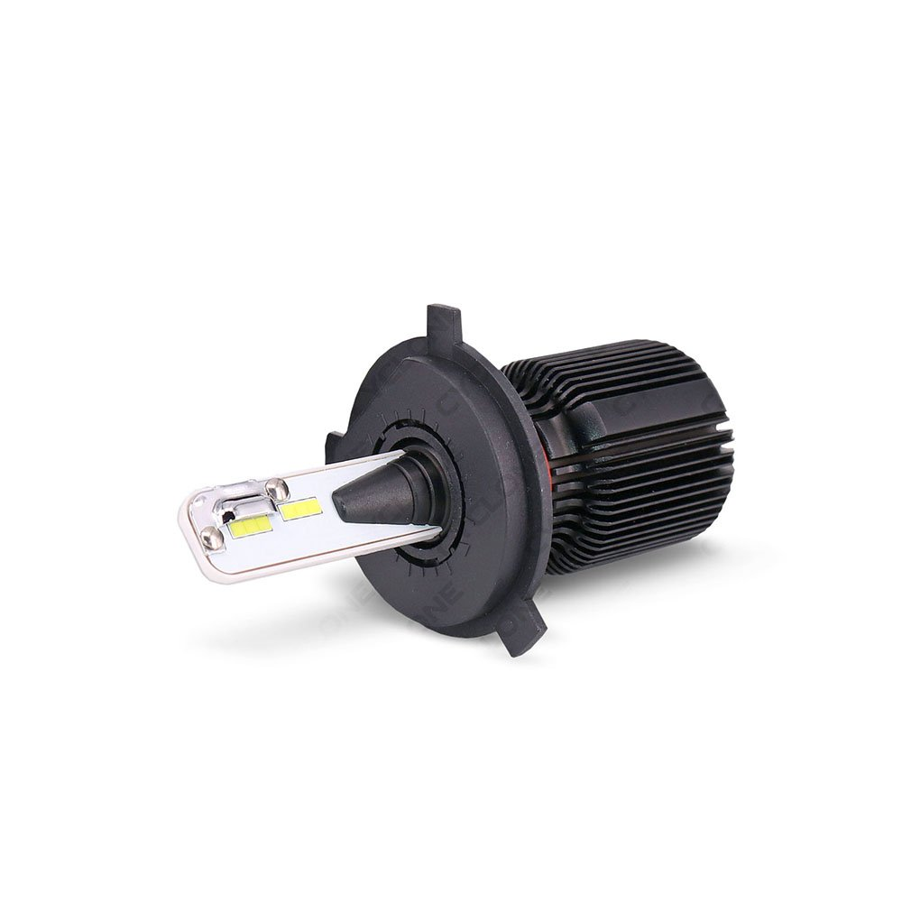 CYCLONE LED H4 H/L 5000K 4500Lm CSP Type 21 - Фото 2