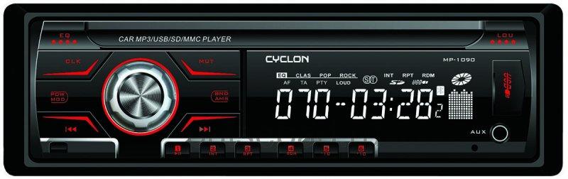 Автомагнитола CYCLON MP-1090R